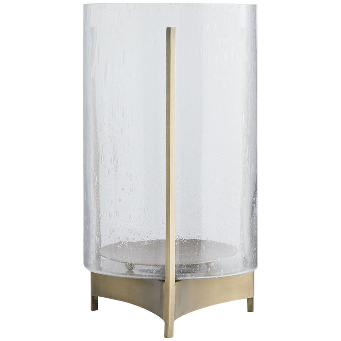Arteriors Brody Tall Glass Hurricane
