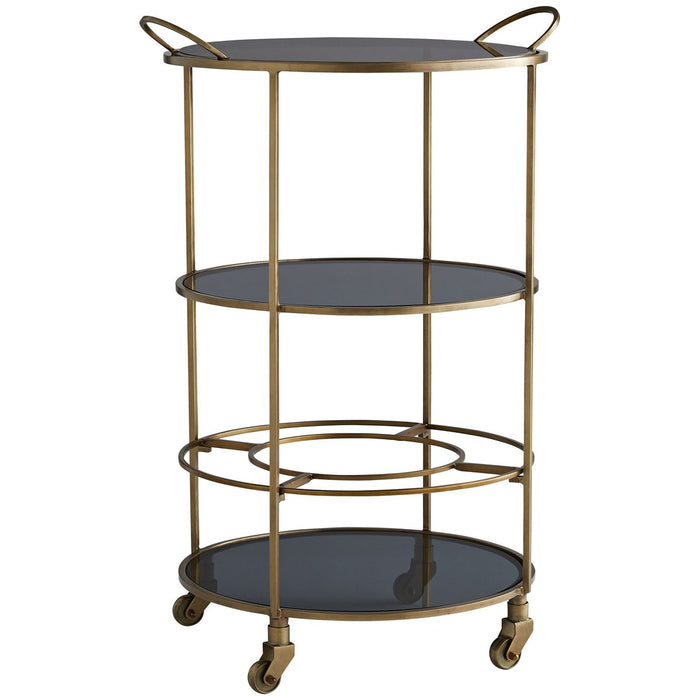 Arteriors Crestwood Bar Cart