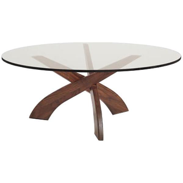 Copeland Furniture Statements Entwine Round Coffee Table