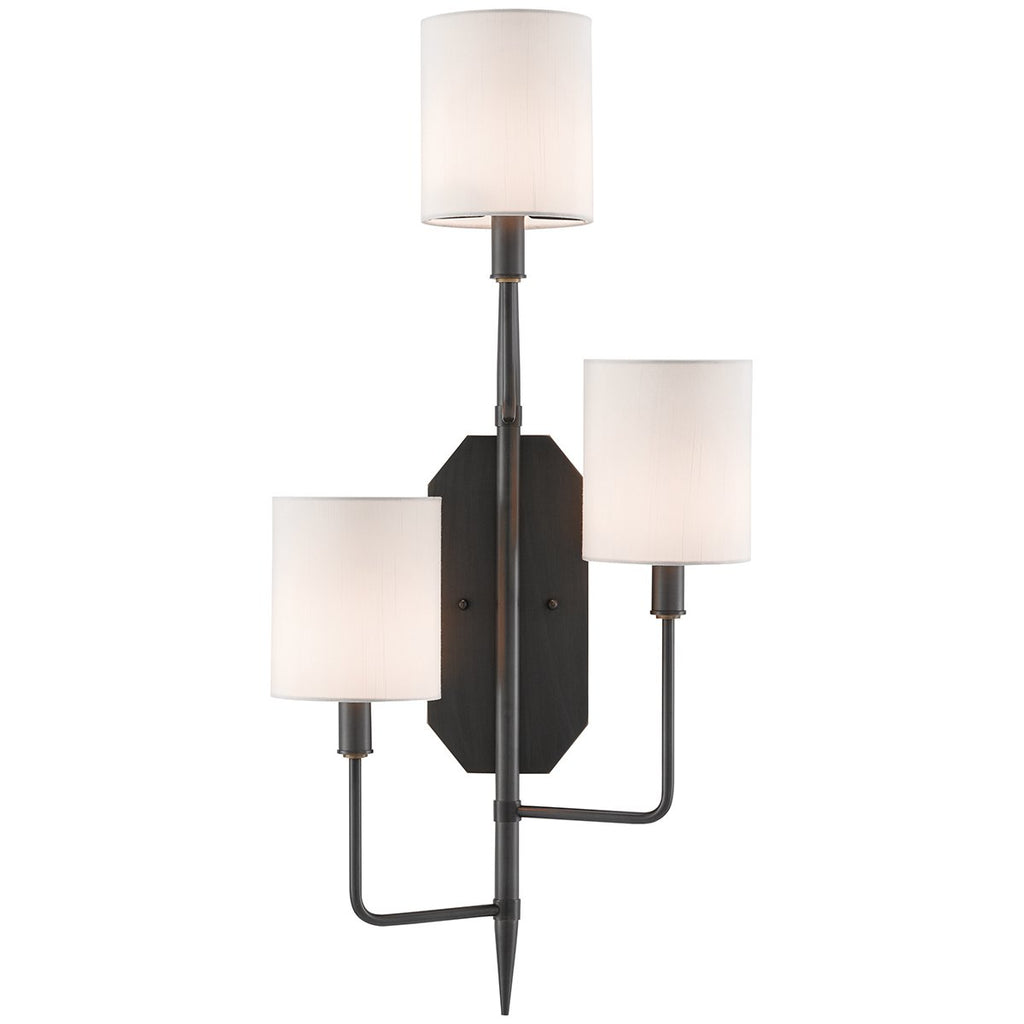 Currey and Company Knowsley Wall Sconce