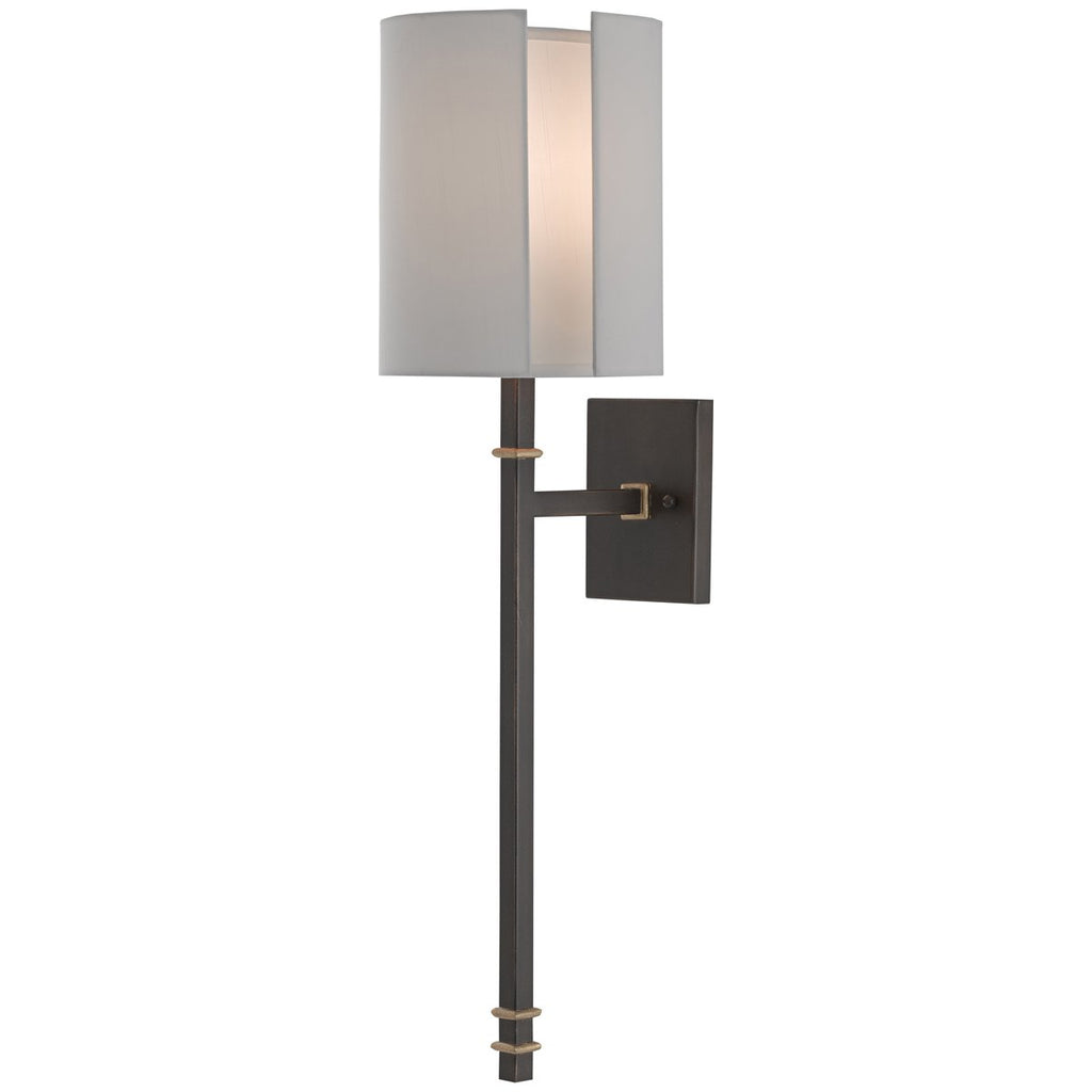 Currey and Company Rocher Wall Sconce