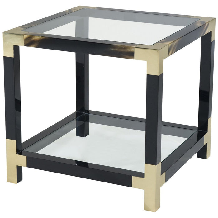 Theodore Alexander Cutting Edge Occasional Accent Table