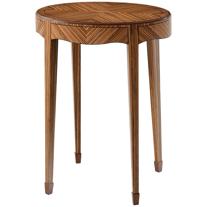 Theodore Alexander Odetta Accent Table