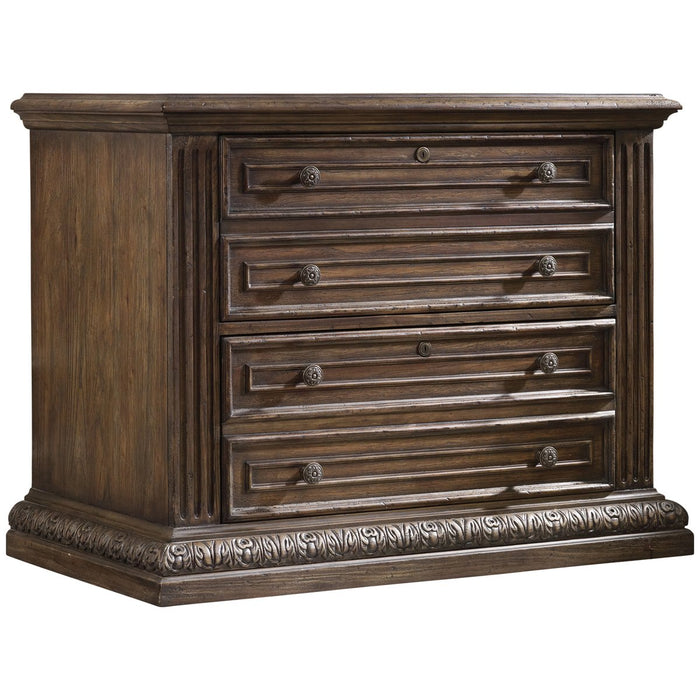 Hooker Furniture Rhapsody Lateral File Cabinet
