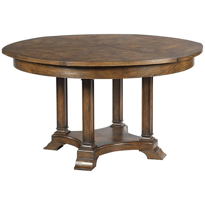 Woodbridge Furniture Kenwood Jupe Dining Table