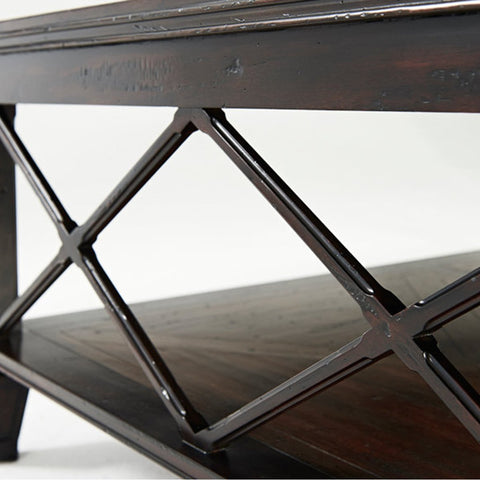 Theodore Alexander Marst Hill Sumner Cocktail Table