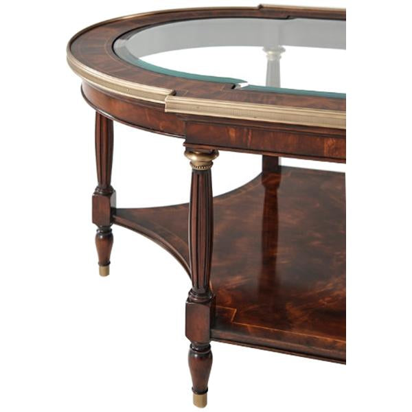 Theodore Alexander Storyteller Cocktail Table