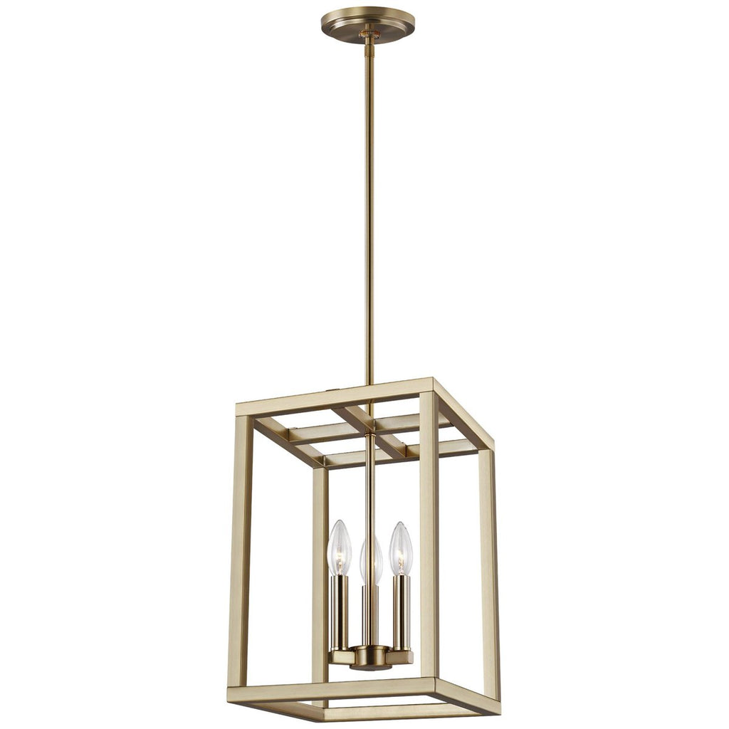 Sea Gull Lighting Moffet Street 3-Light Hall/Foyer Pendant