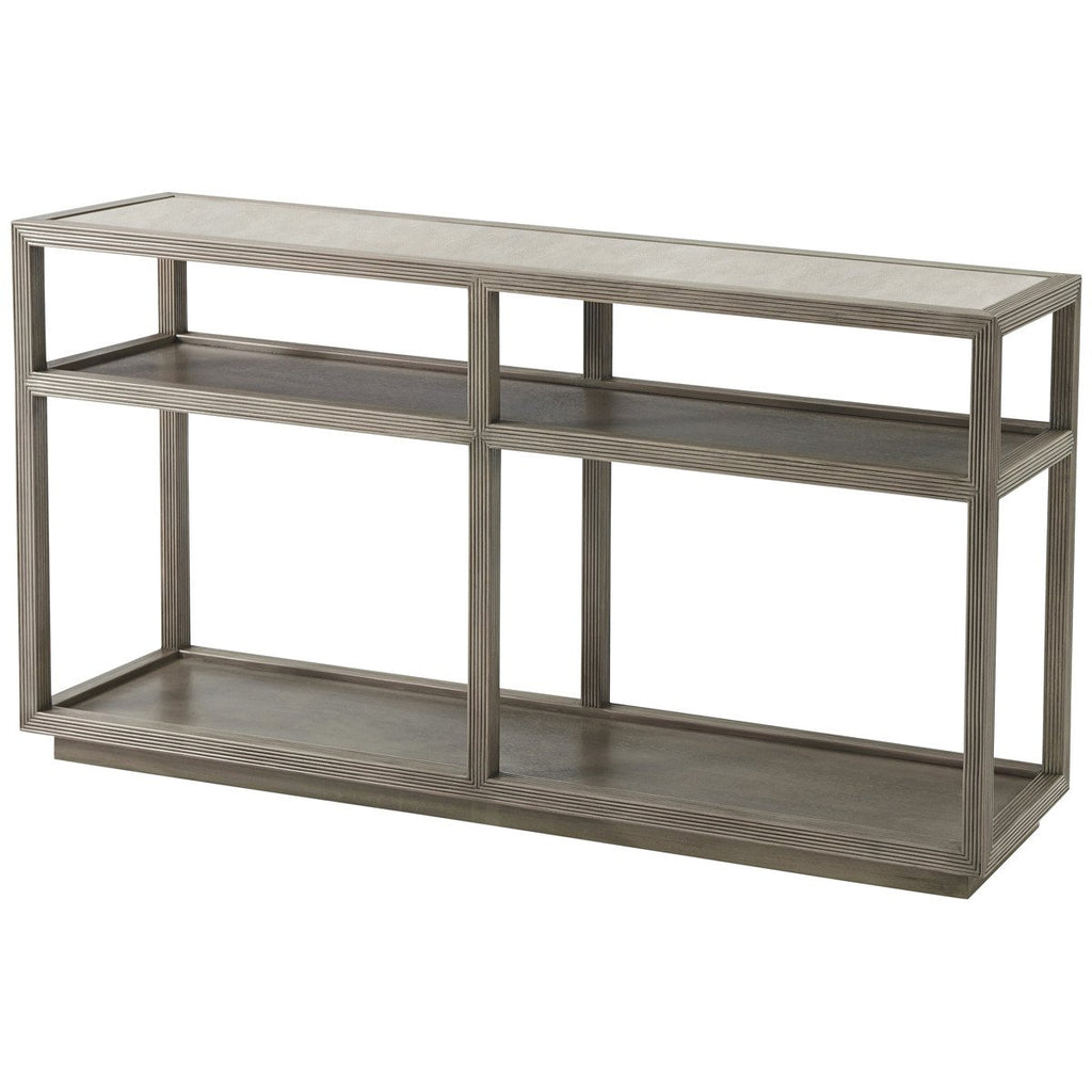 Theodore Alexander Composition Gibb Console Table