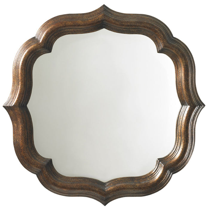Tommy Bahama Royal Kahala Lotus Blossom Mirror