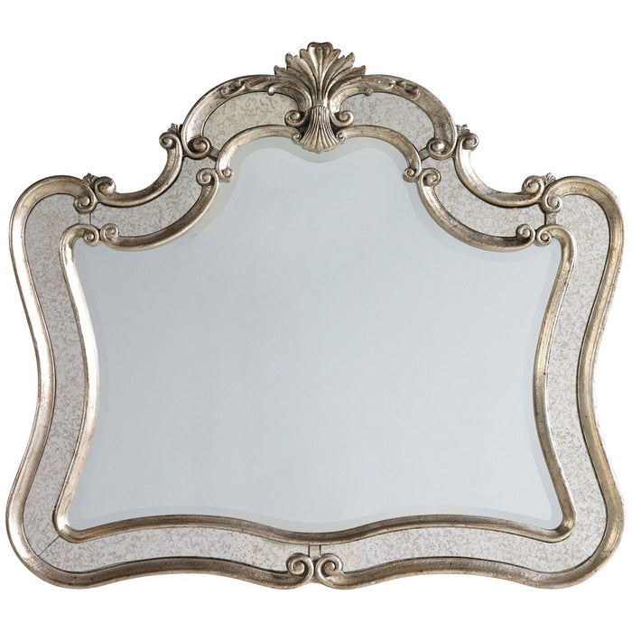 Hooker Furniture Sanctuary Shaped Mirror - Bardot