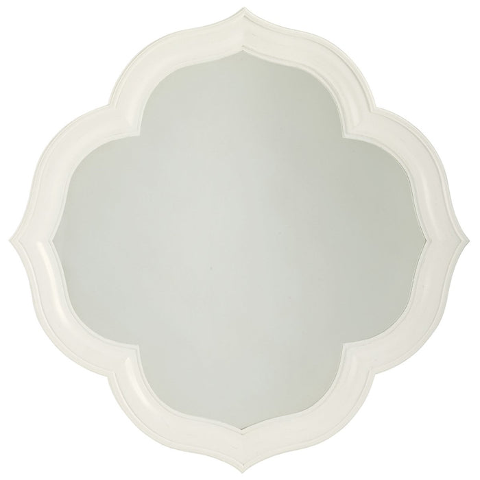 Tommy Bahama Ivory Key Paget Mirror