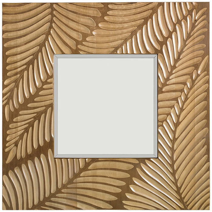 Tommy Bahama Twin Palms Freeport Square Mirror