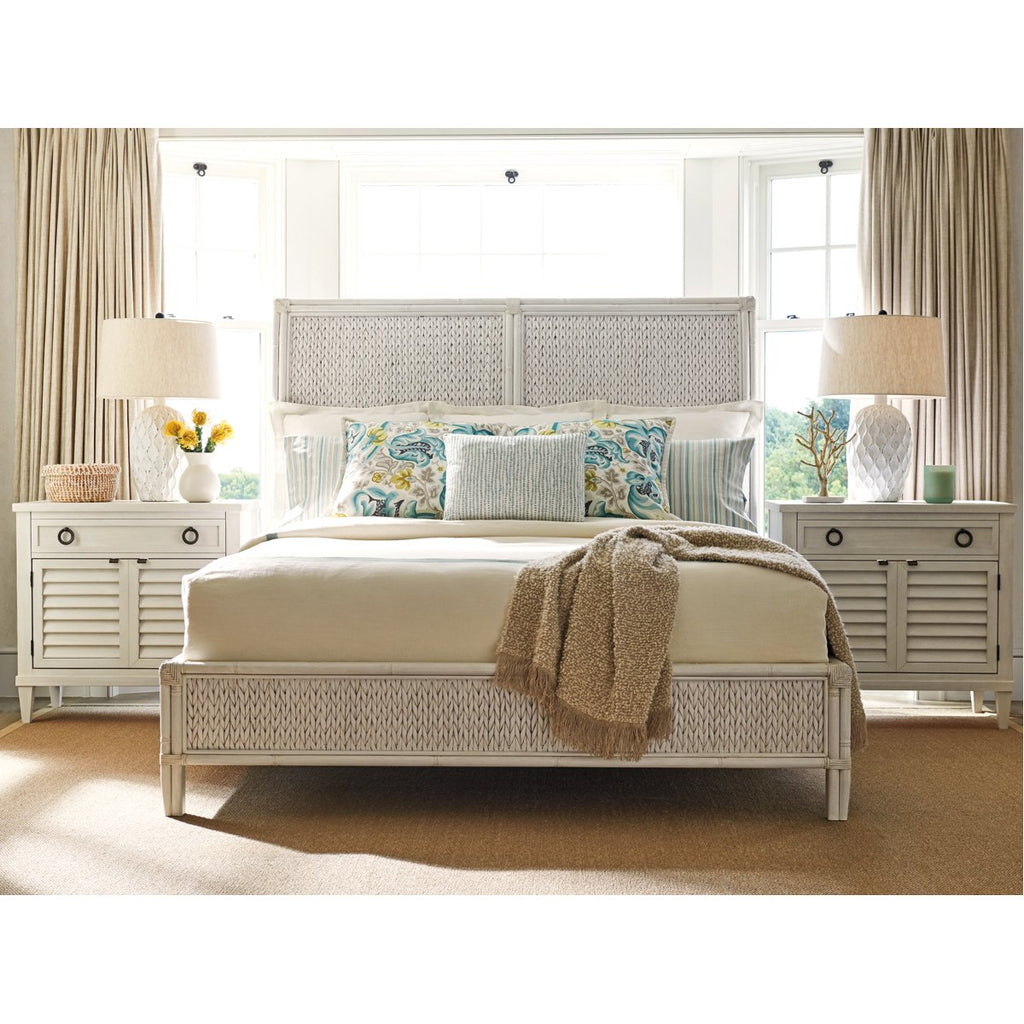 Tommy Bahama Ocean Breeze Siesta Key Woven Bed