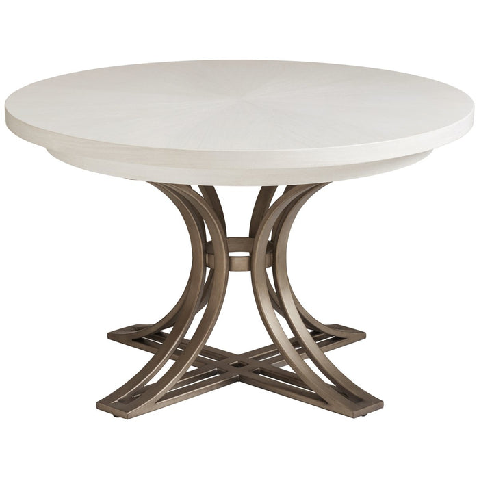 Tommy Bahama Ocean Breeze Marsh Creek Round Dining Table