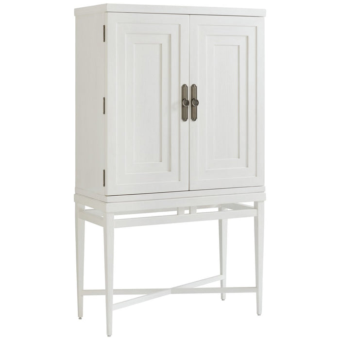 Tommy Bahama Ocean Breeze Jensen Beach Bar Cabinet