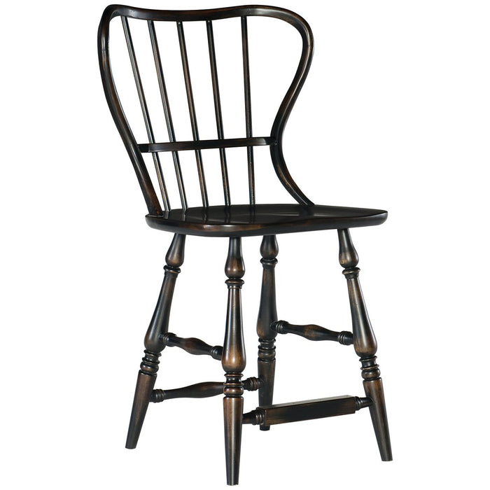 Hooker Furniture Ciao Bella Spindle Back Counter Stool