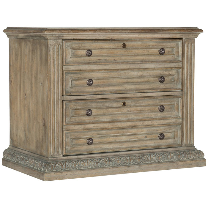 Hooker Furniture Castella Lateral File Cabinet