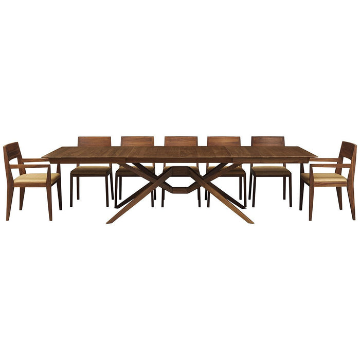 Copeland Furniture Exeter Double Leaf Extension Table