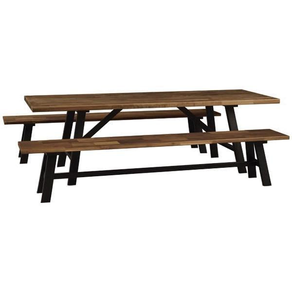 Copeland Furniture Essentials Farm Dining Table
