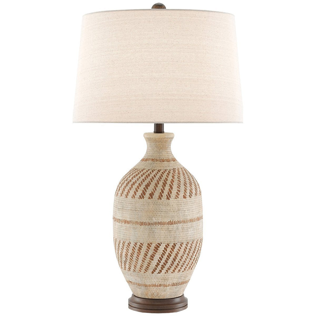 Currey and Company Faiyum Table Lamp