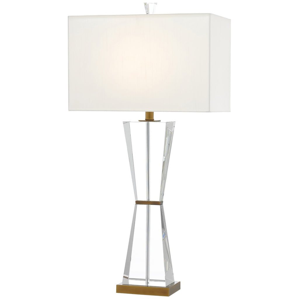 Currey and Company Laelia Table Lamp