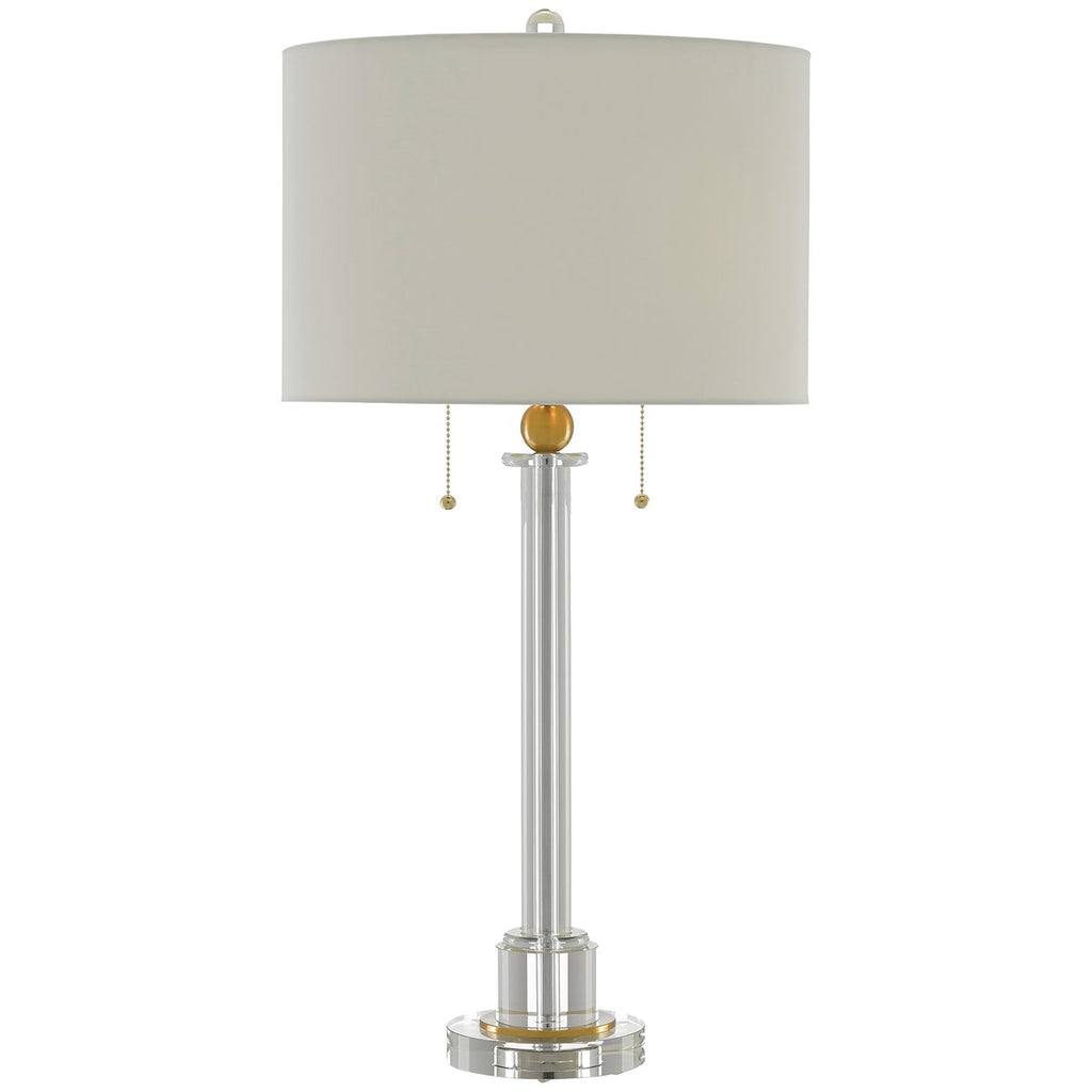 Currey and Company Larsa Table Lamp