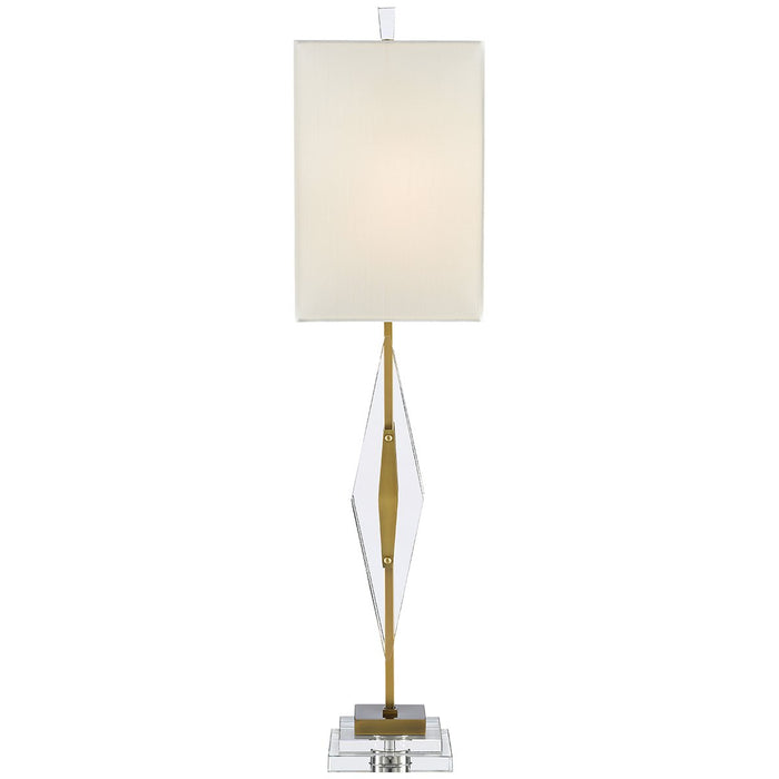Currey and Company Amita Table Lamp