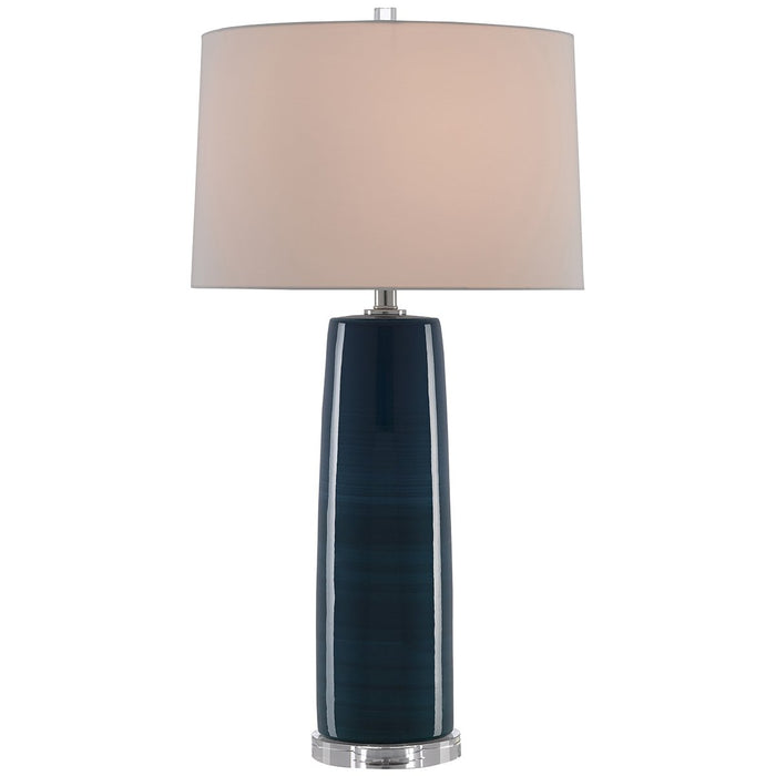 Currey and Company Azure Table Lamp