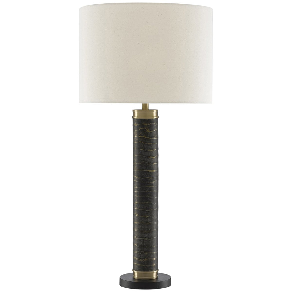 Currey and Company Bokeh Table Lamp