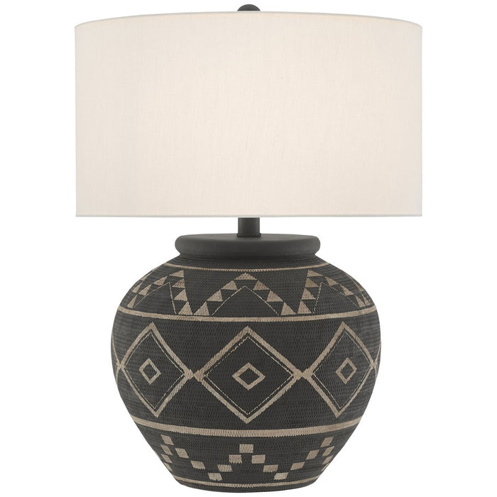 Currey and Company Tattoo Table Lamp