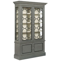 Woodbridge Furniture Vashon Display Cabinet