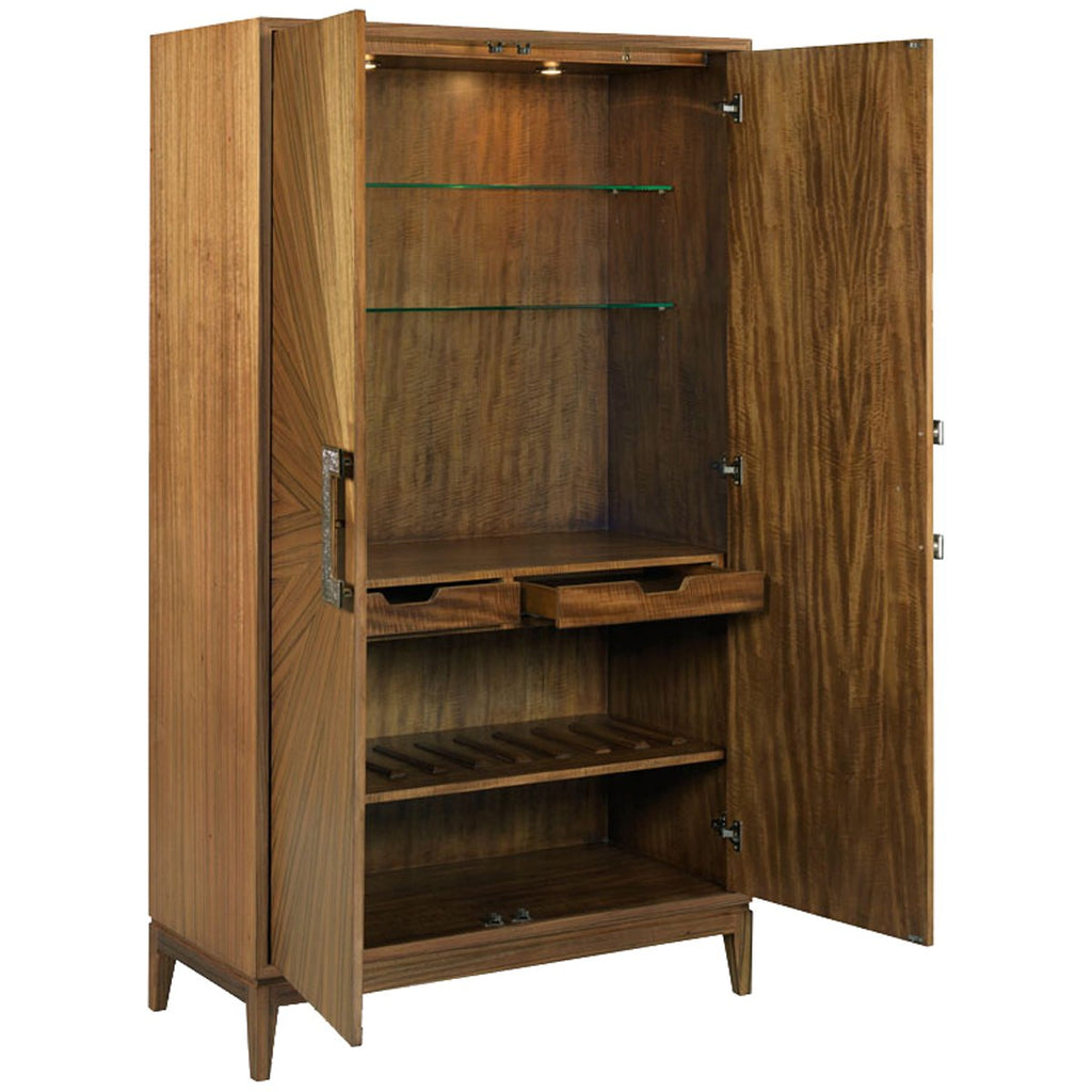Woodbridge Furniture Solomon Bar Cabinet
