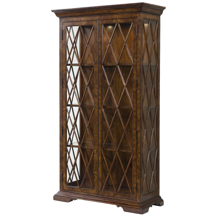 Theodore Alexander Brooksby Brooksby Display Cabinet