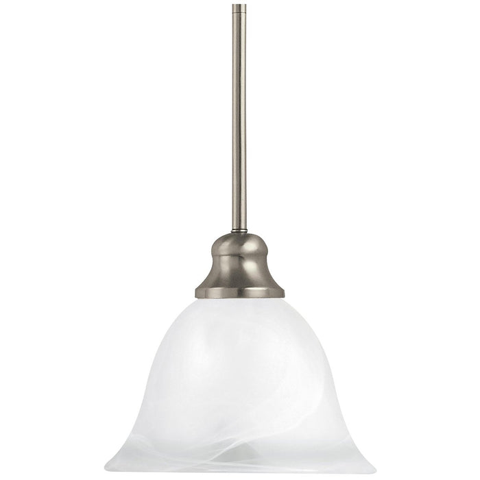 Sea Gull Lighting Winnetka Transitional One Light Mini - Pendant