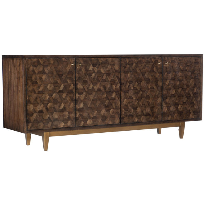 Hooker Furniture Melange Alpine 4-Door Credenza