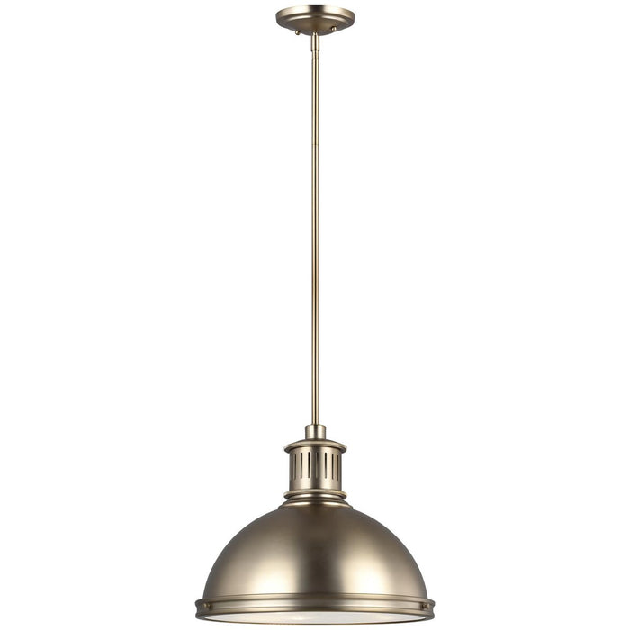 Sea Gull Lighting Pratt Street Metal 3-Light Pendant - 9.5W