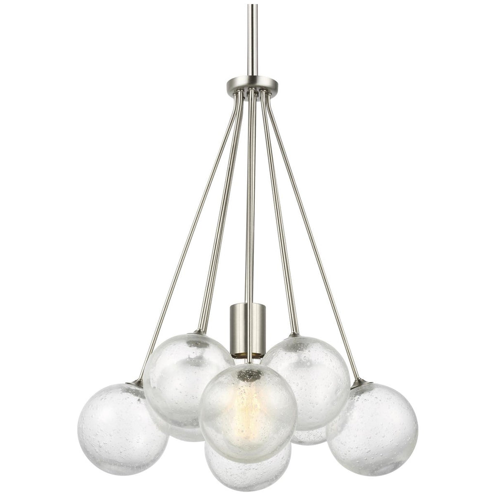 Sea Gull Lighting Bronzeville 1-Light Pendant