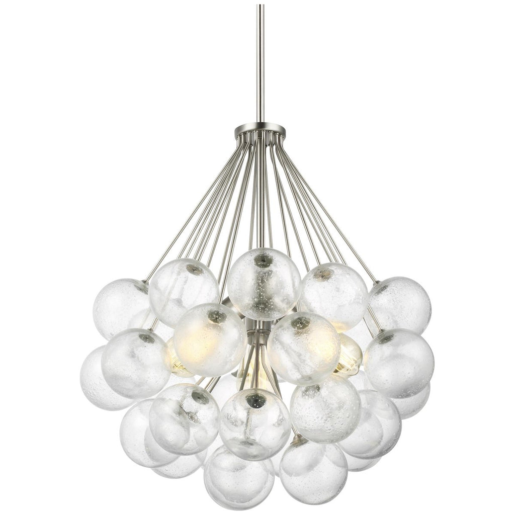 Sea Gull Lighting Bronzeville 3-Light Pendant