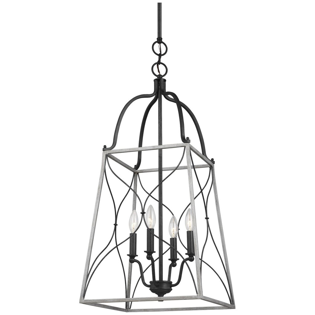 Sea Gull Lighting Carra Medium 4-Light Hall/Foyer Light - 3.5W