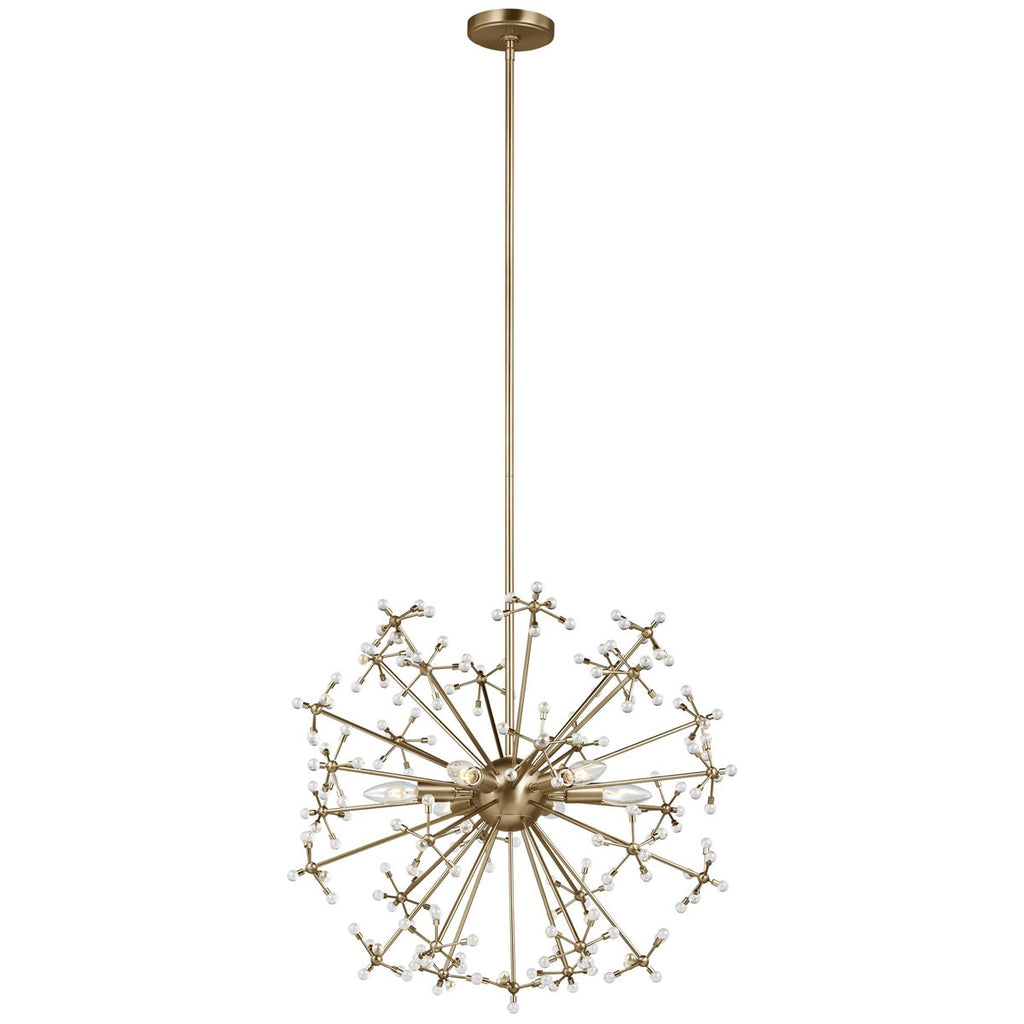 Sea Gull Lighting Davi 6-Light Pendant