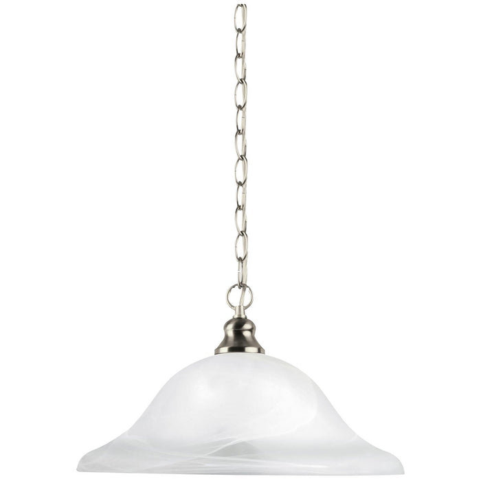Sea Gull Lighting Windgate Transitional One Light Pendant