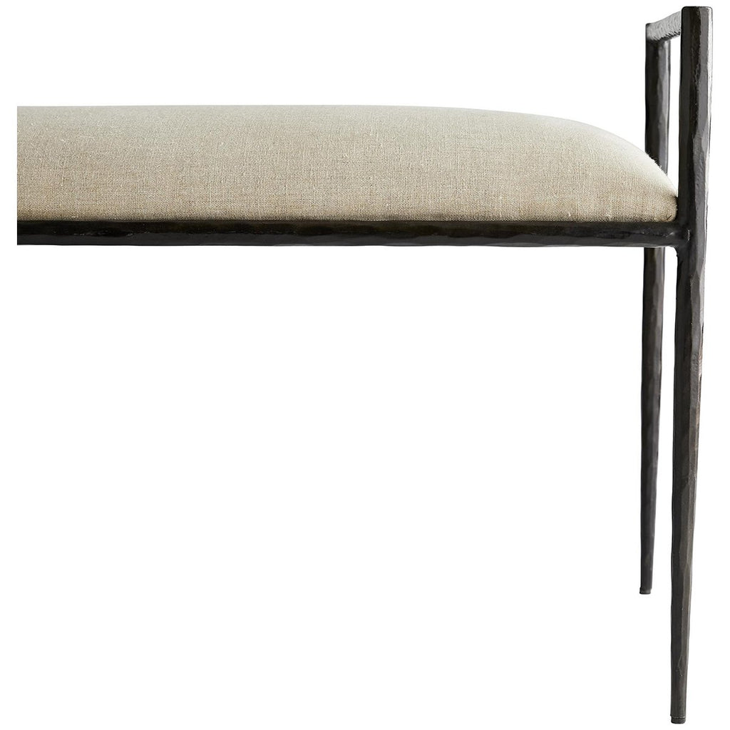 Arteriors Barbana Bench