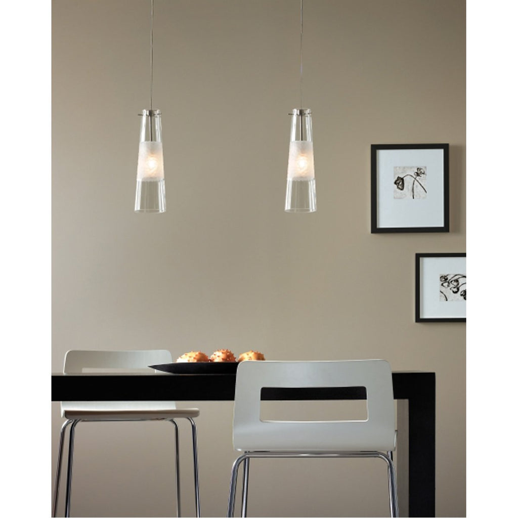 Tech Lighting Bonn 1 Bulb Pendant