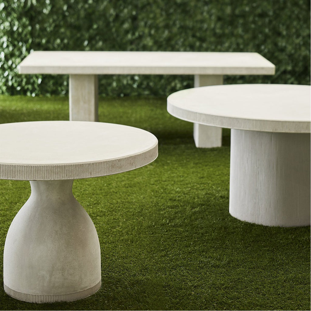 Palecek Delano Outdoor Rectangle Dining Table