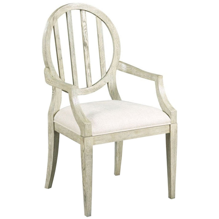 Woodbridge Furniture Emma Arm Chair Set of 2