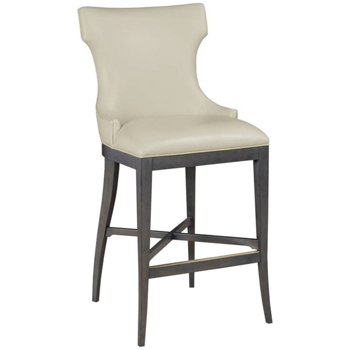 Woodbridge Furniture Addison Bar Stool - Charcoal