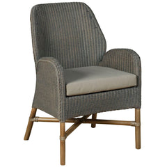 Woodbridge Furniture Woven Arm Chair