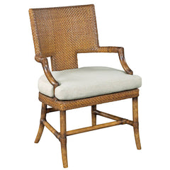 Woodbridge Furniture Dark Chateau Klismos Chair