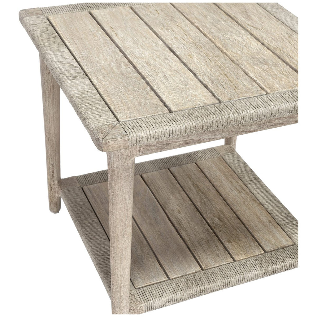 Palecek Montecito Outdoor Side Table